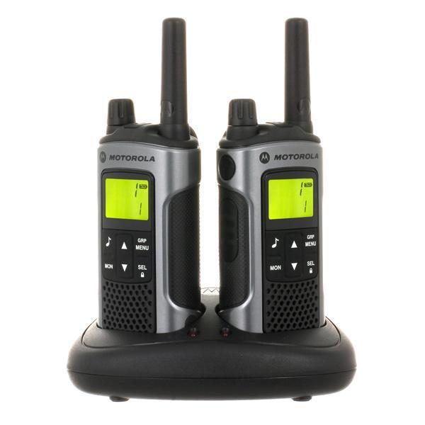 Рации Motorola TLKR T80 (в комплекте 2-ве штуки)