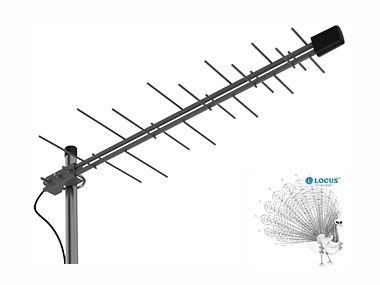 ТВ антенна Зeнит-20F